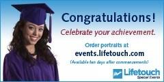 Graduation Portraits Thumbnail Image