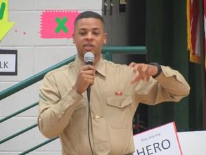 Lance Corporal Zachary Scott