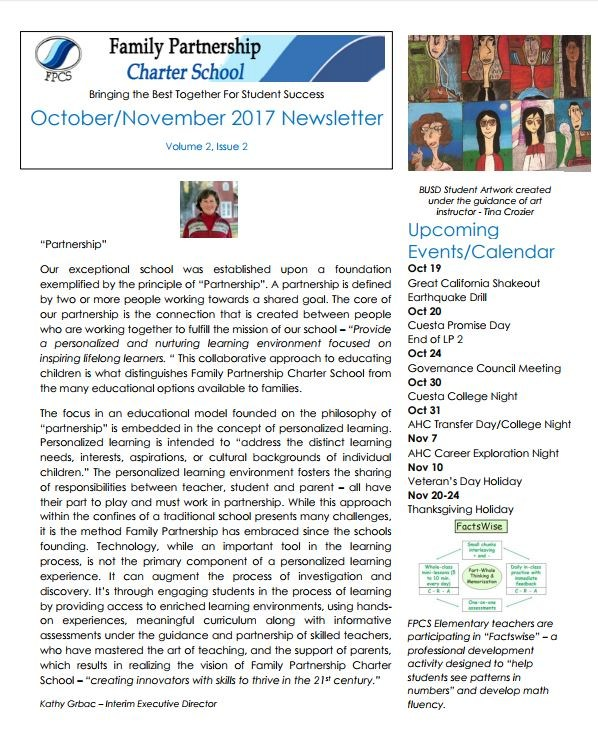 Oct-Nov Newsletter 2017 Thumbnail Image