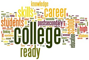 college ready words
