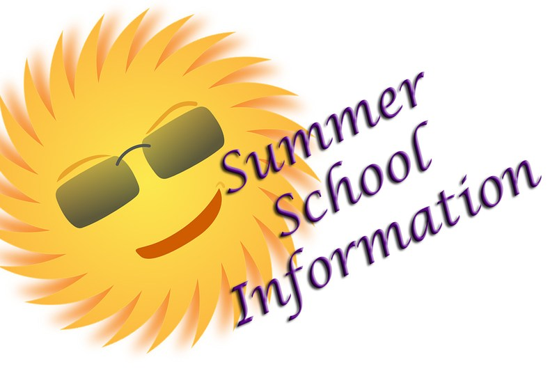 Summer School Information Now Available Thumbnail Image