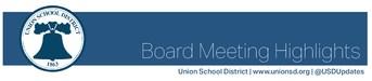 USD Board Meetings