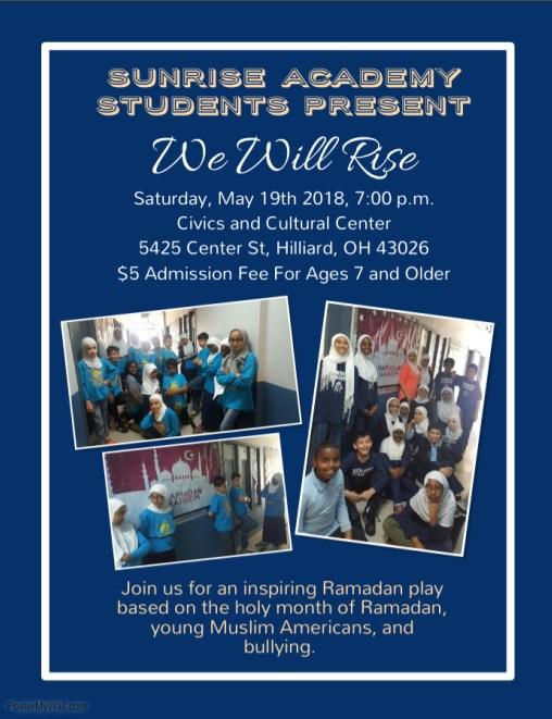 Ramadan play by Miss Dena E's 5th grade students called