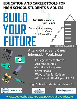 Build Your Future poster
