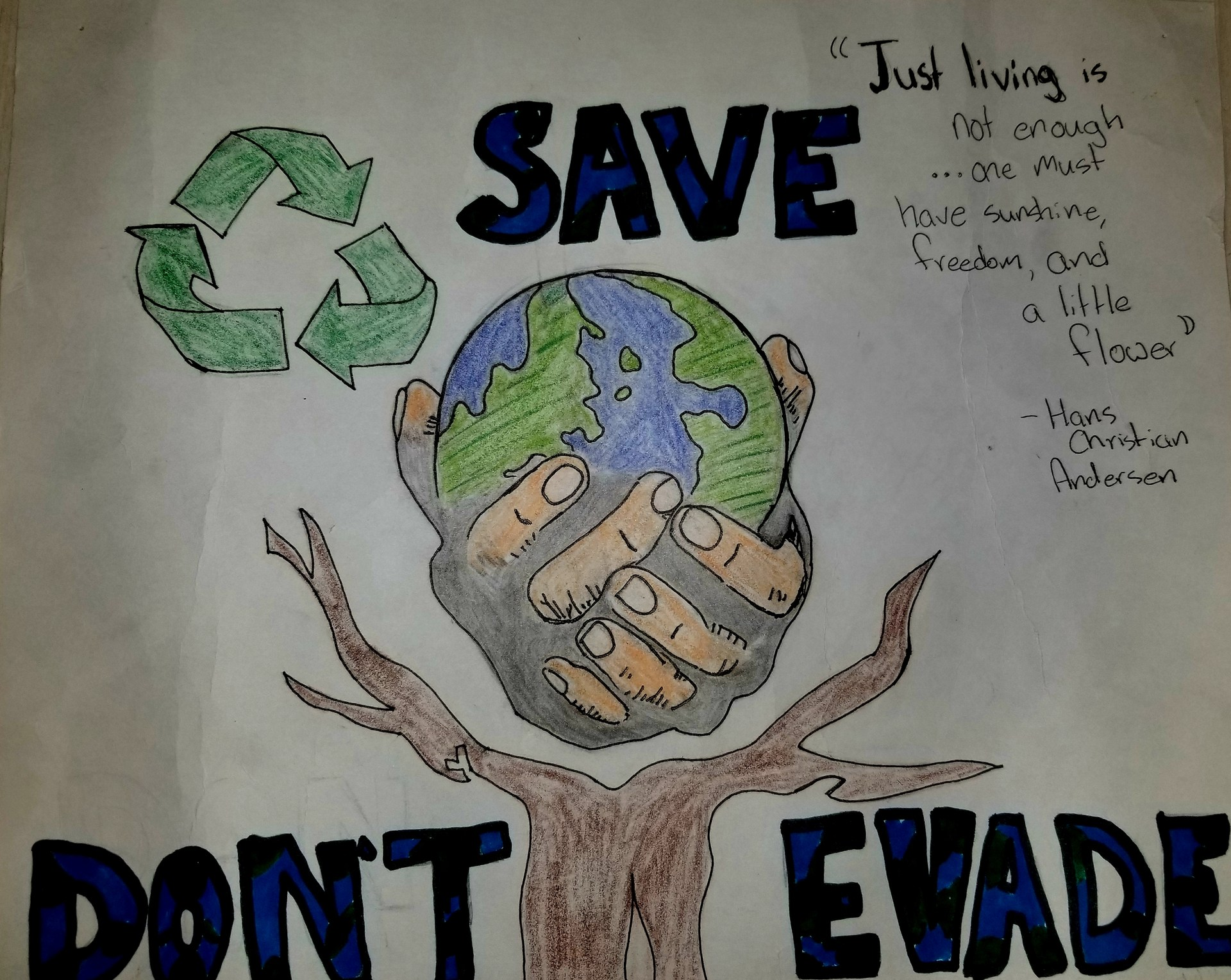 Earth Day 3rd
