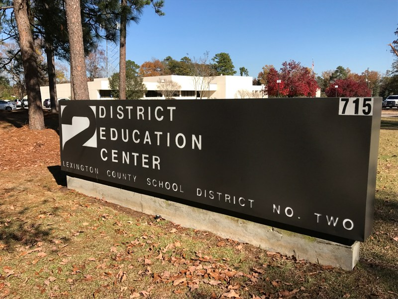 The District Education Center on Ninth Street is one of two sites under contract with Still Hopes Episcopal Retirement Community.