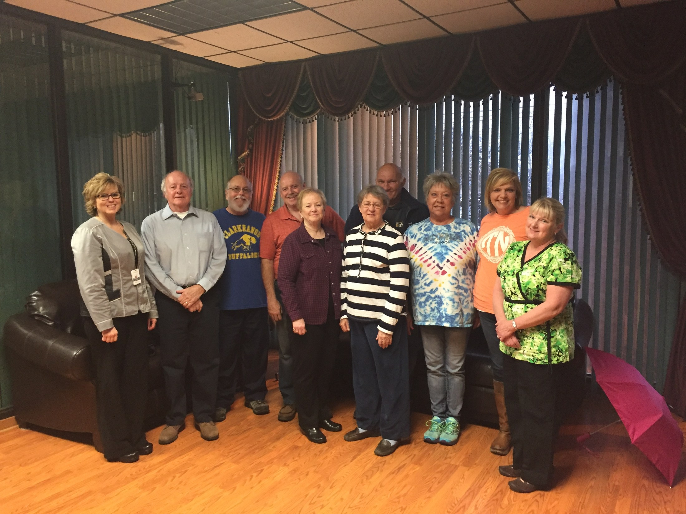 Fentress County Board Members