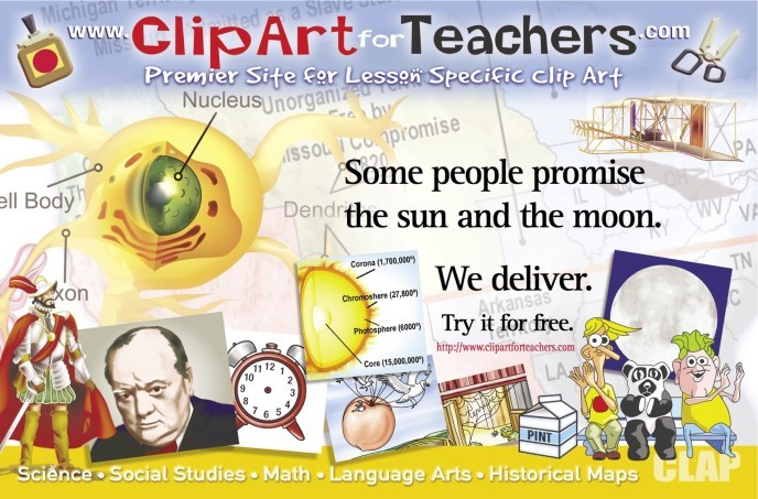 Clipart for Teacher