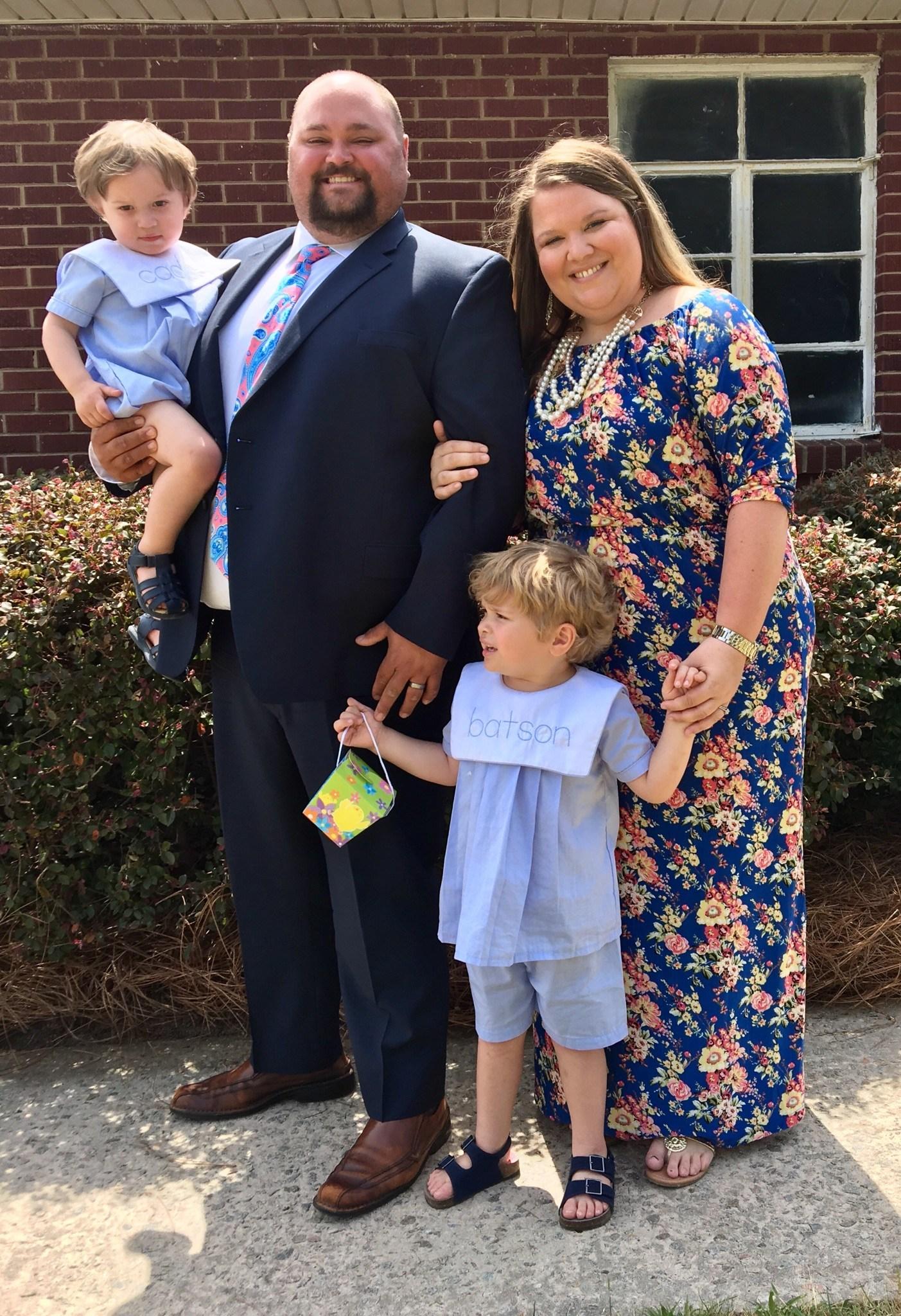 The Deaver Family