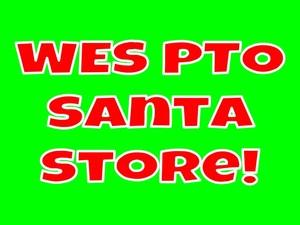 WES Santa Store