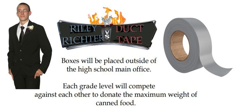 HS Canned Food Smackdown Ends Friday! Thumbnail Image