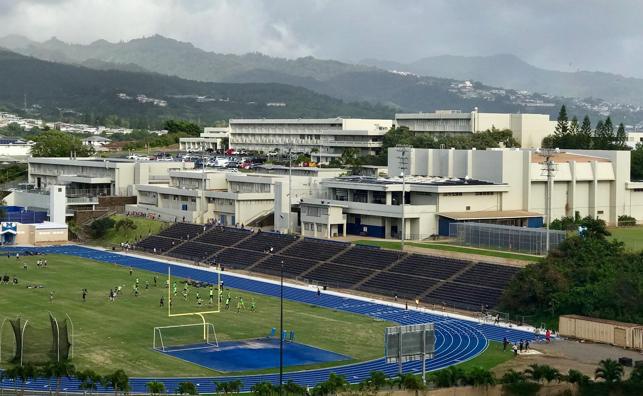 Moanalua Athletics - Moanalua High School