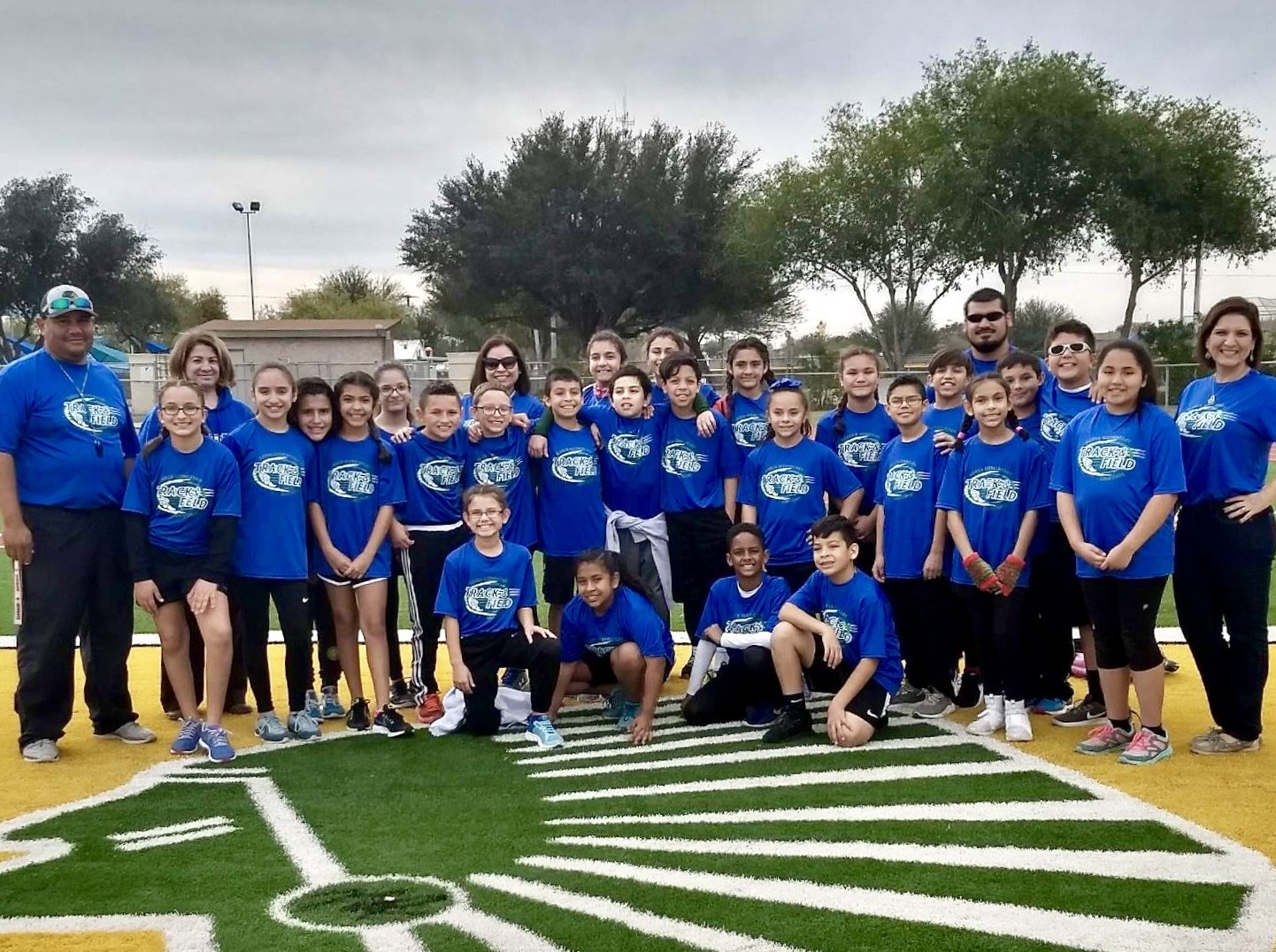 Track & Field Team