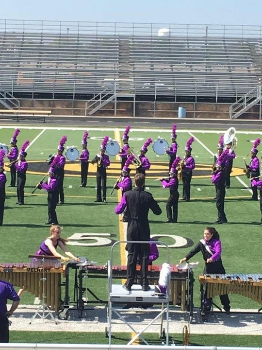 Tiger Band Places 3rd at Gatesville Marching Festival! Thumbnail Image