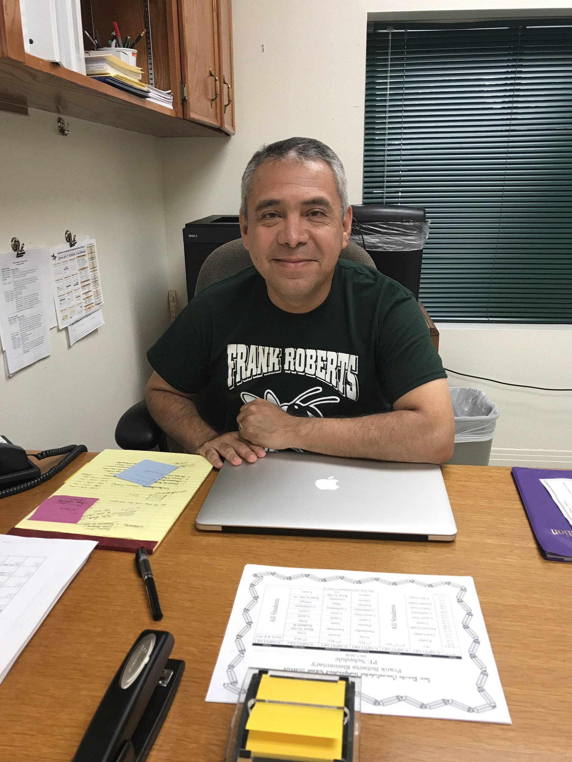 Mr. J. Gonzalez, Assistant Principal