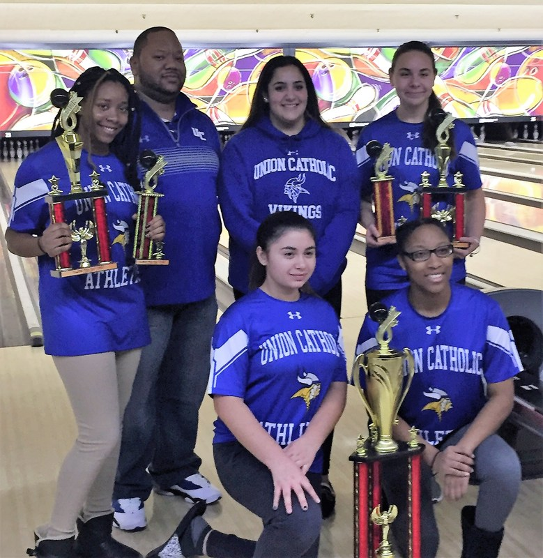 Lowey and Surles star to power UC to girls team title at Warren Wheeler Tournament Thumbnail Image