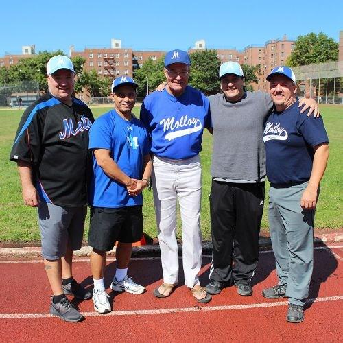 Baseball Reunion