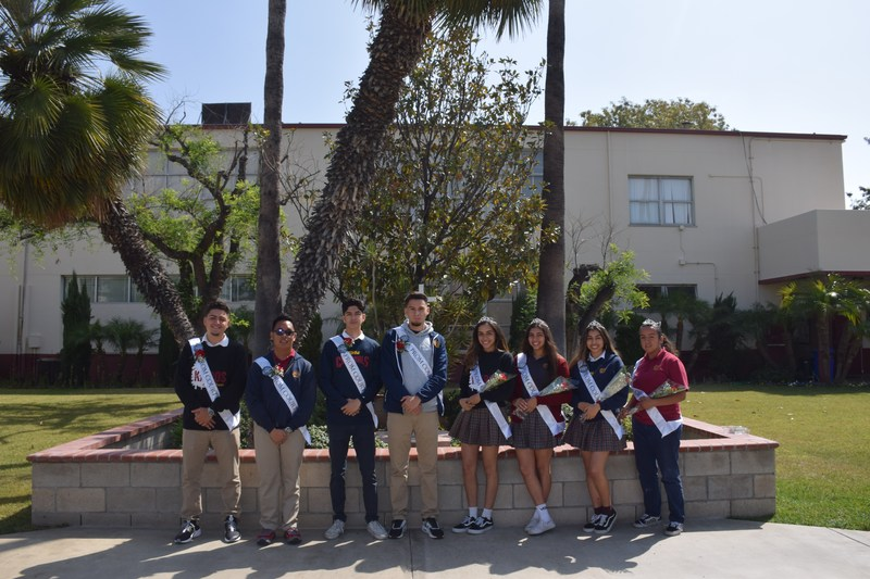 Congratulations to Senior Prom Court! Thumbnail Image
