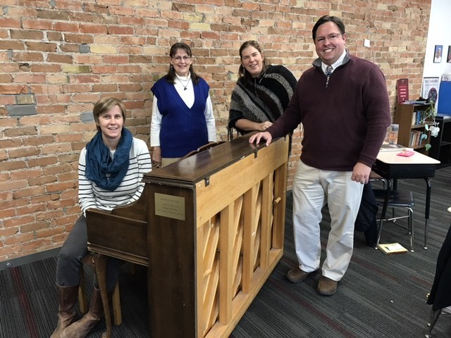 The Choir School Partners with local Music Advocates at the Mundi Project Featured Photo