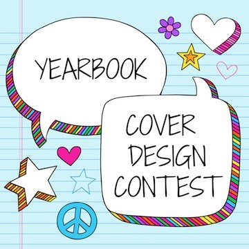 Yearbook contest cover contest