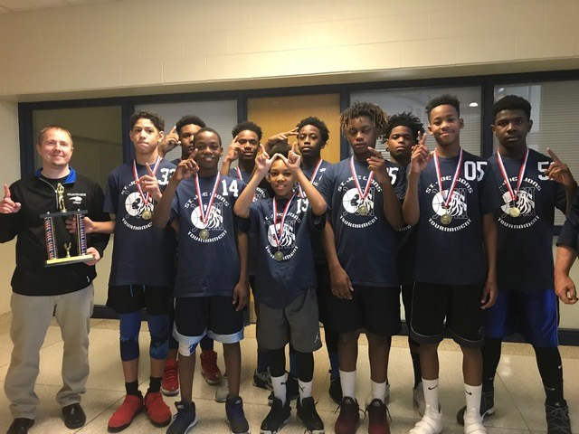 2017-18 Junior High Boys Basketball Team
