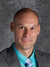Jason Hussel, Principal at South - school photo