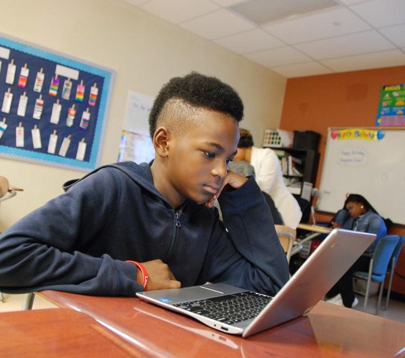 Elite Academy, Chromebook