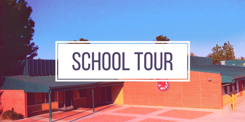 School Tours - Weekly Featured Photo