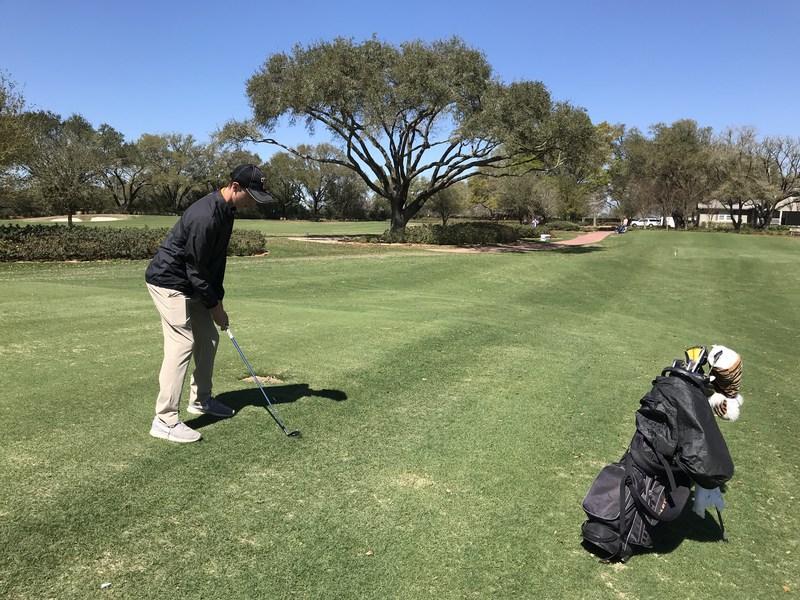 Golfer Headed to Regional Tournament Thumbnail Image
