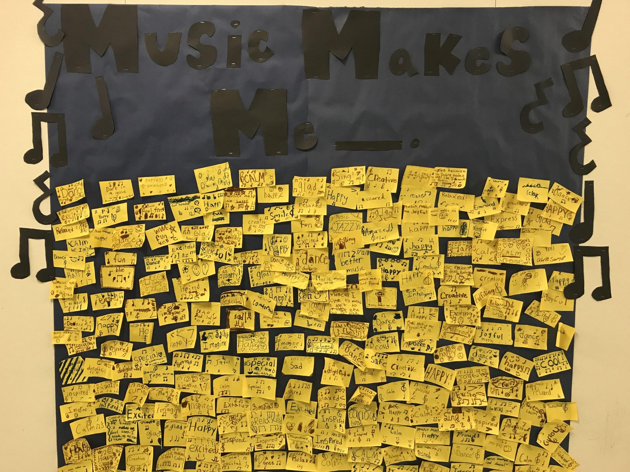 Education Through Music – Programs – Norwood Street Elementary