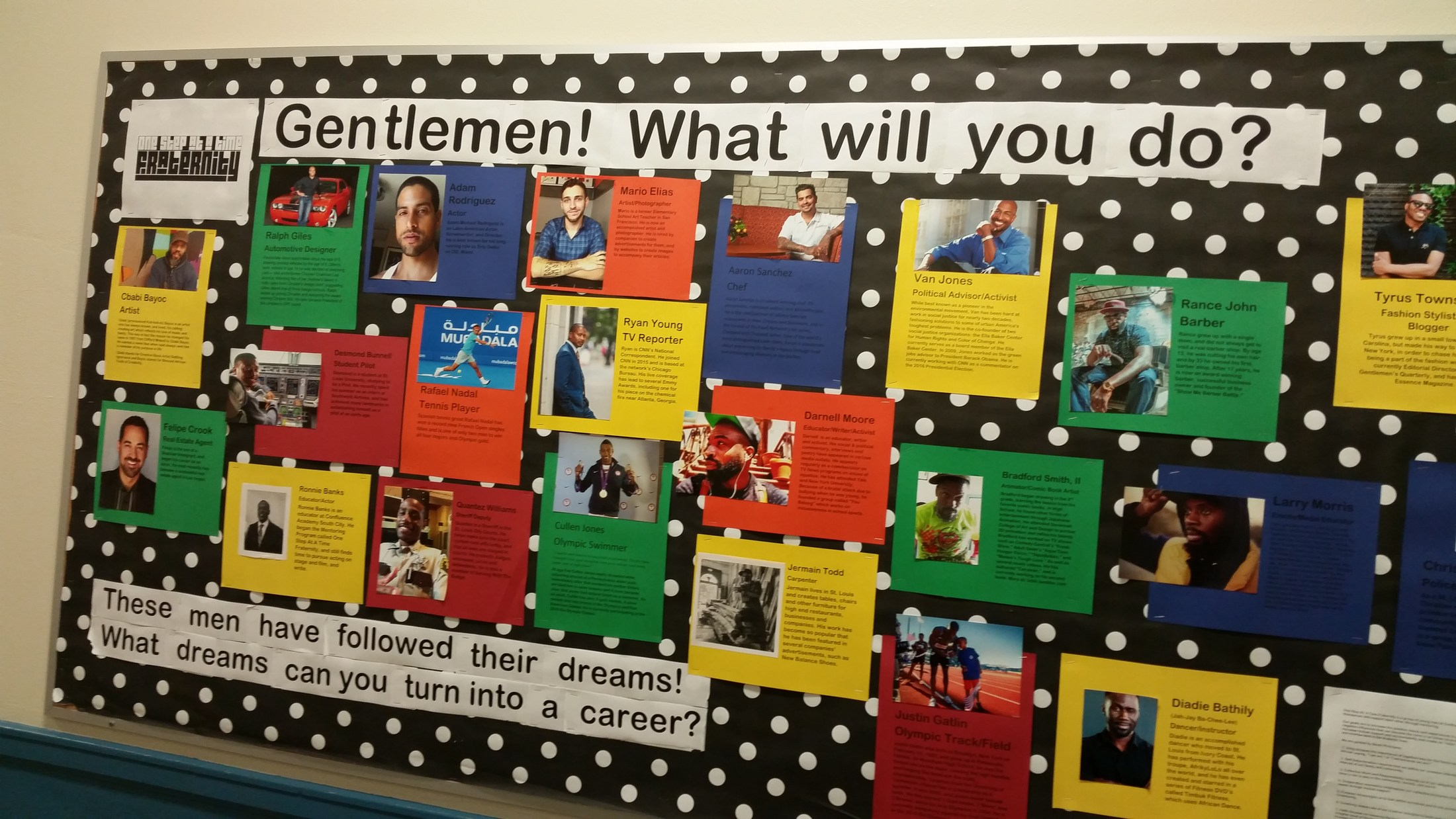 Bulletin Board, South City