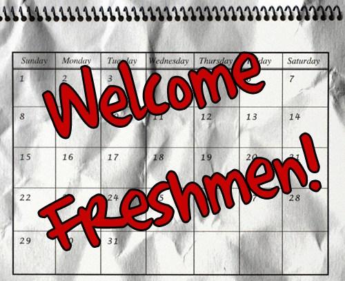 Incoming Freshmen ASB Information Thumbnail Image