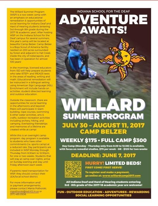 Willard Flyer