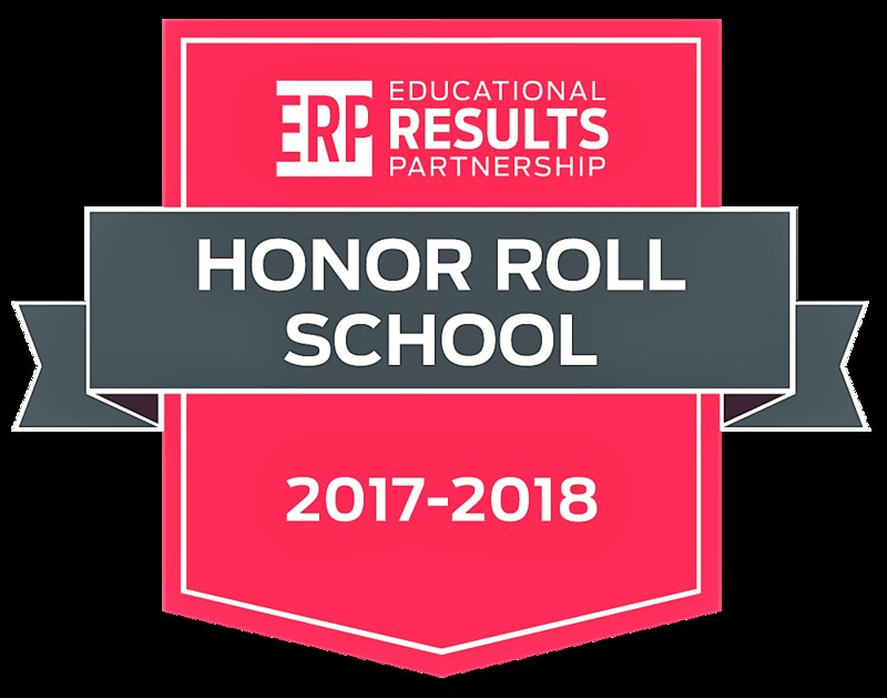 Honor Roll schools award logo