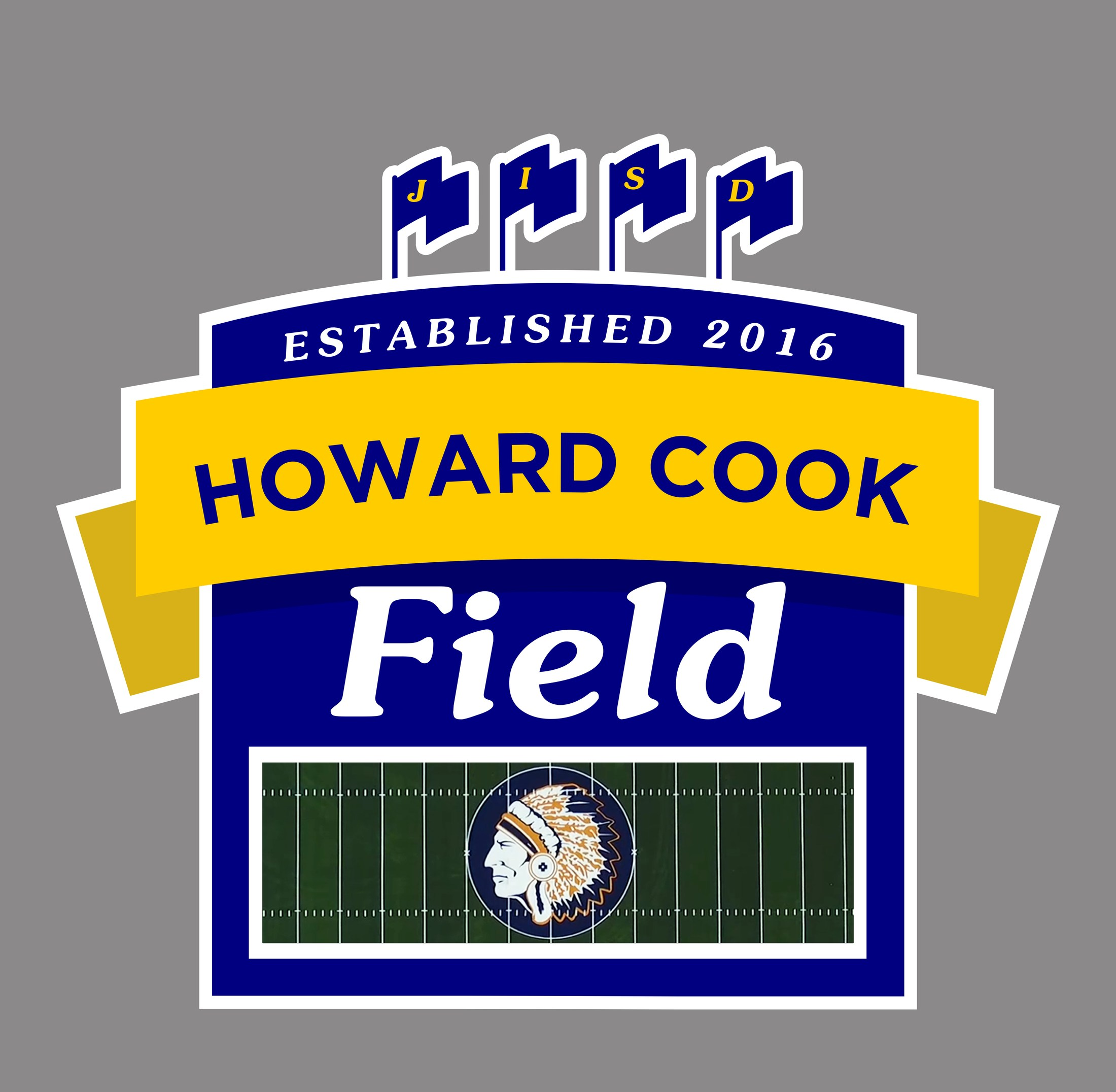 logo for Howard Cook Field