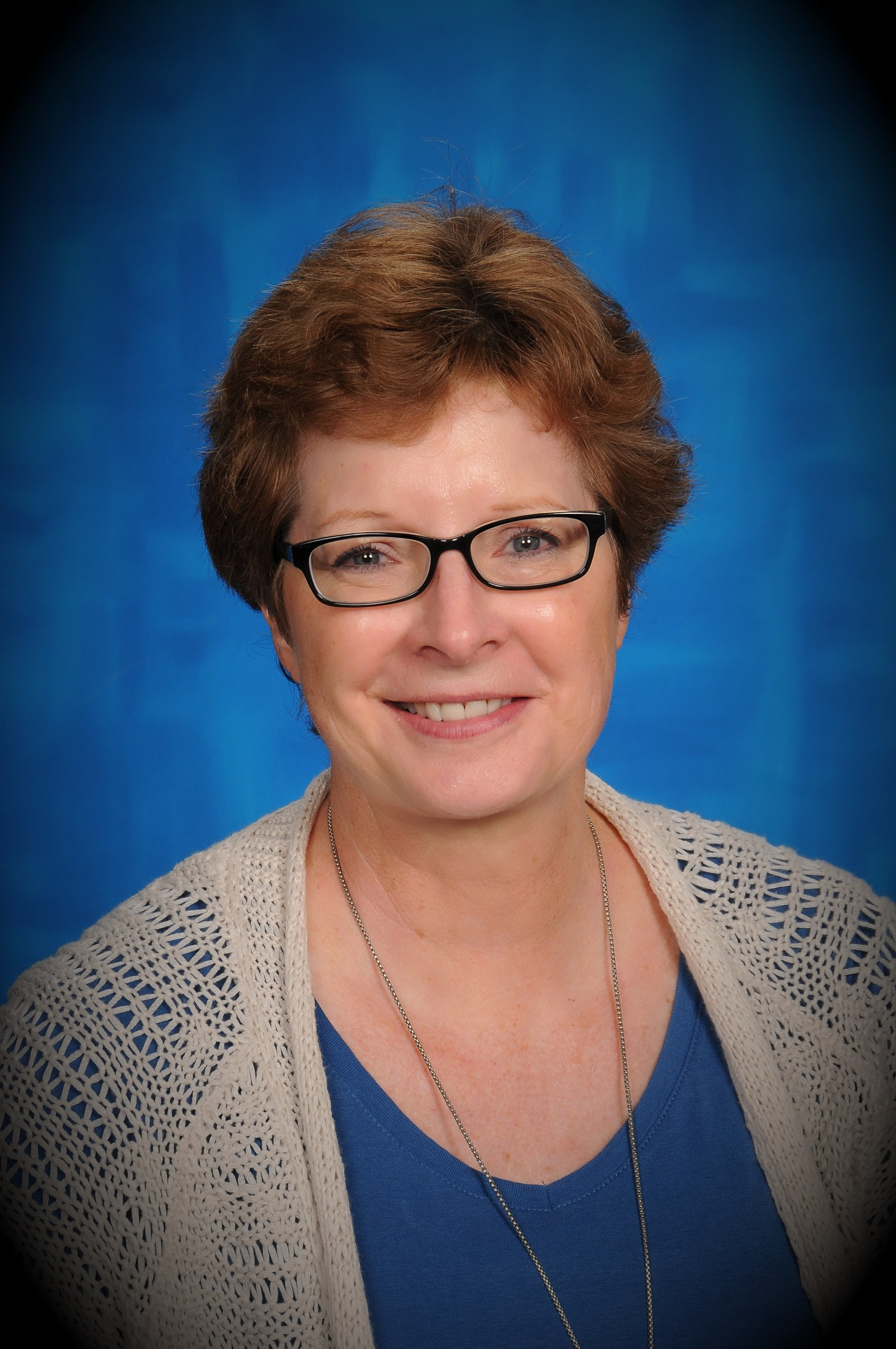 Principal Kelly Frederick