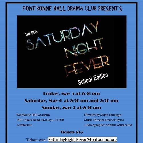 FHA Drama Presents: Saturday Night Fever Thumbnail Image