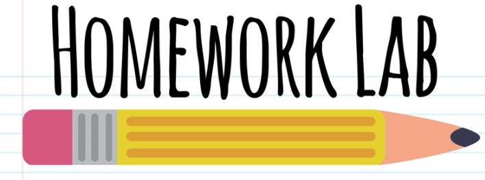 Homework Lab Opens for the Year: Monday, Aug. 27 Featured Photo