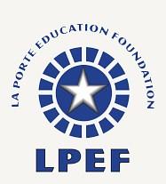 La Porte Education Foundation logo