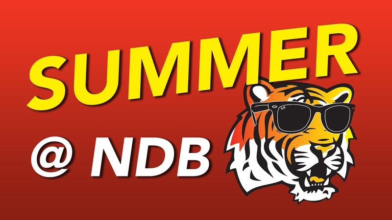 Summer at NDB 2018 Thumbnail Image