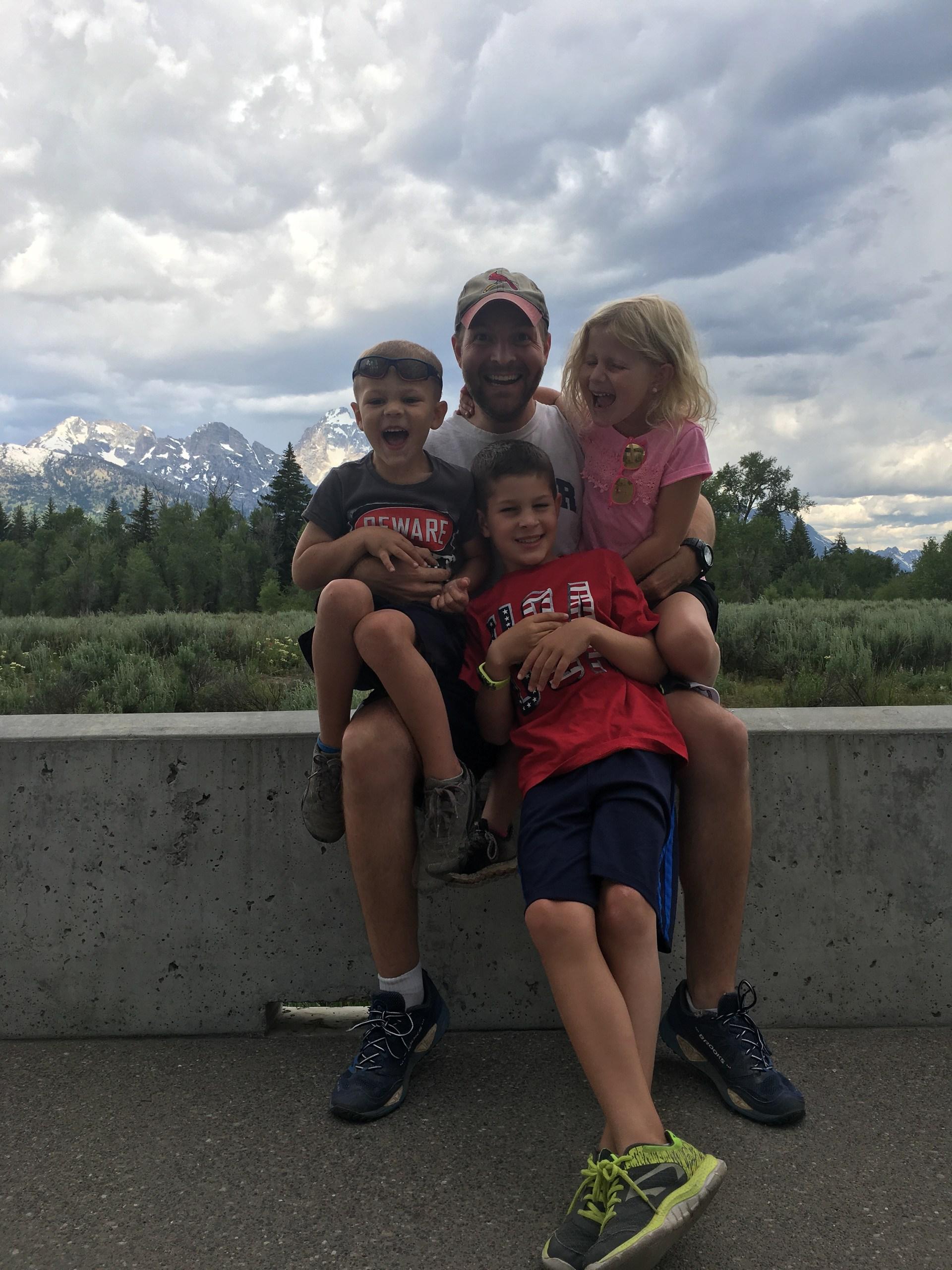 Metcalf & Family