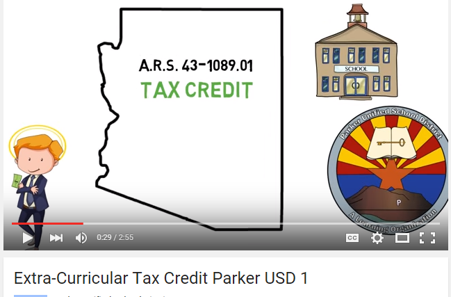 Tuition Tax Credit Video Featured Photo