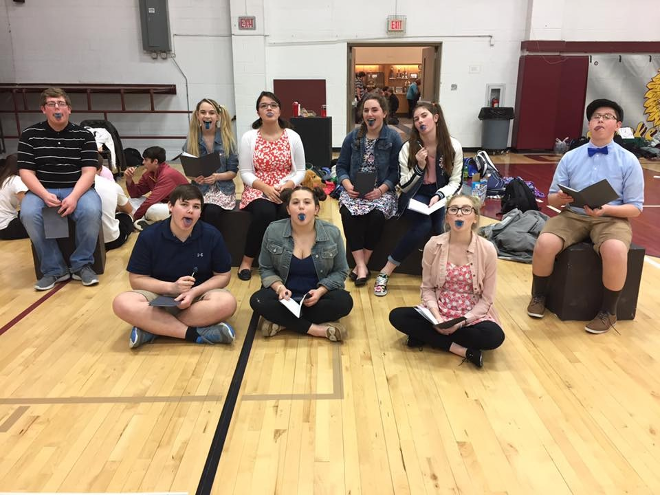 The Witches, Choral Reading, Speech 2017