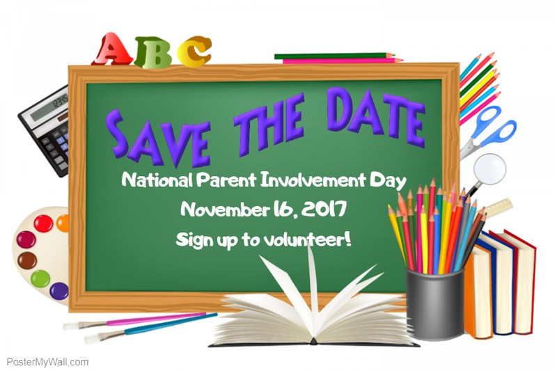 National Parent Involvement Day Thumbnail Image