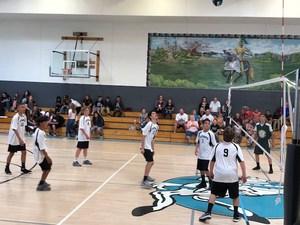 Dartmouth Boys Volleyball vs North Mountain