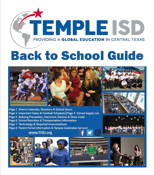 Back to School Coverpage