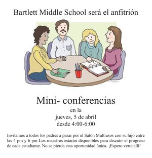 Teacher & Parent Mini-Conferences
