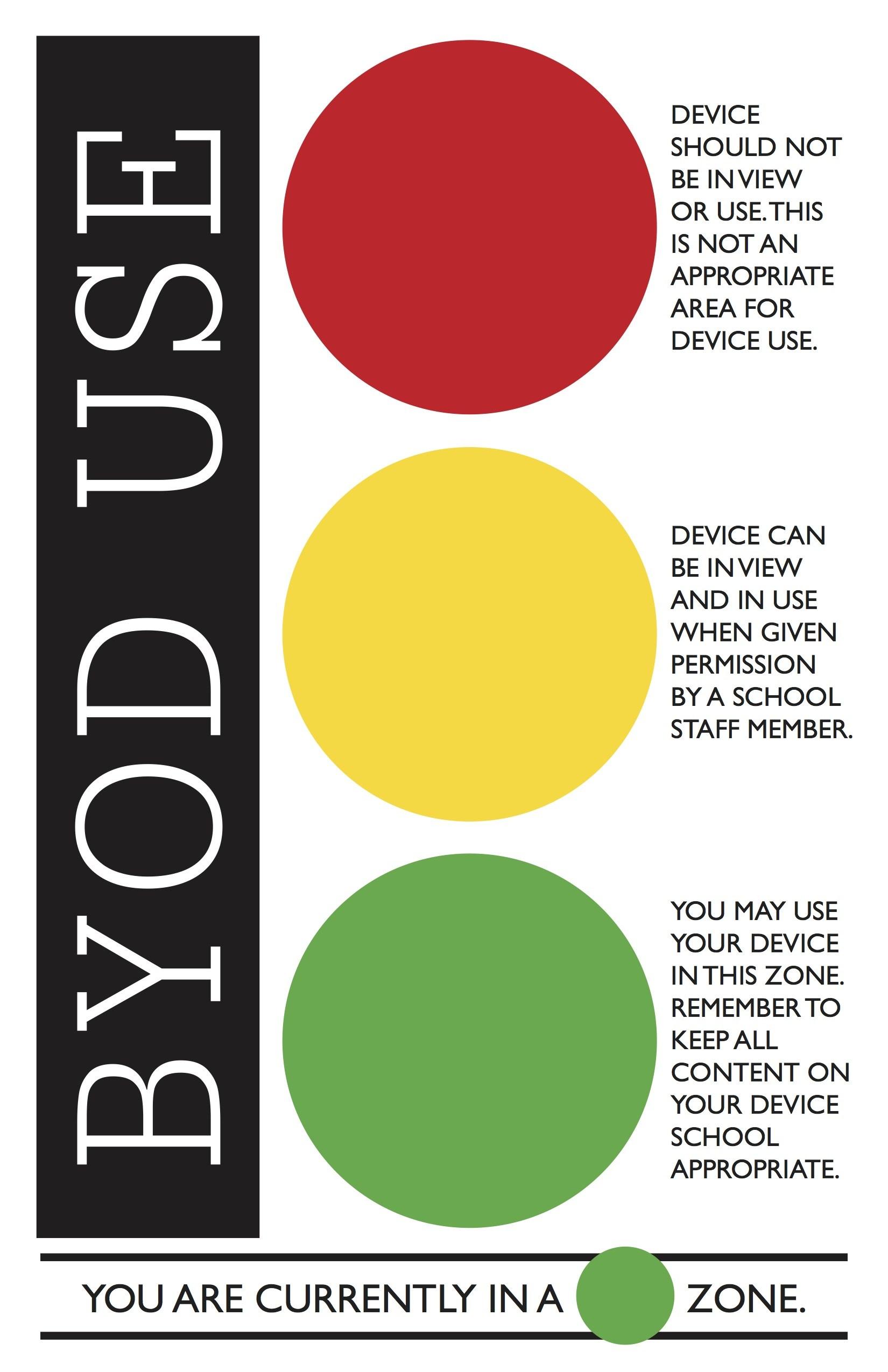 BYOD poster