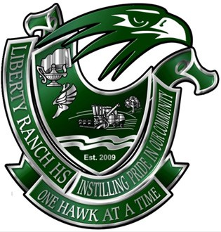 Liberty Ranch High School Logo