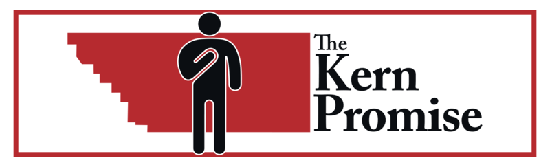 Logo for The Kern Promise